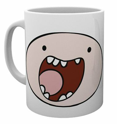 £8.95 • Buy Official Adventure Time Finn Face Coffee Mug Cup New In Gift Box Gb
