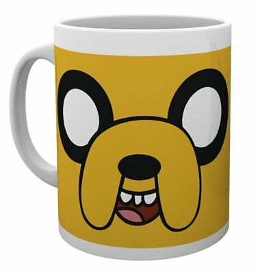 £8.95 • Buy Official Adventure Time Finn Jake Coffee Mug Cup New In Gift Box Gb