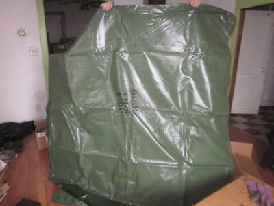 $99.99 • Buy MILITARY SURPLUS COVER FITTED  TRUCK TRAILER Equipment 5x5x3  Approx Cargo Tarp