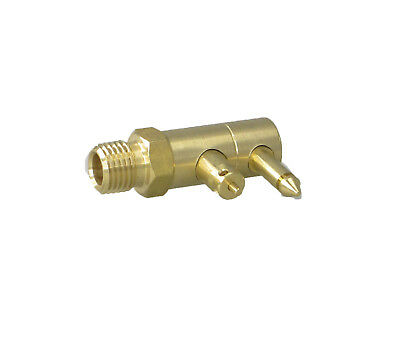 AU70.34 • Buy Pactrade Marine Boat Gas Fuel Tank Yamaha Male Connector Outboard 1/4'' NPT
