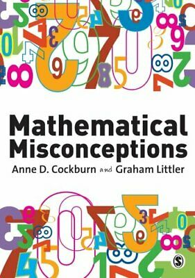 £8.99 • Buy Mathematical Misconceptions: A Guide For Primary Teachers Paperback Book The