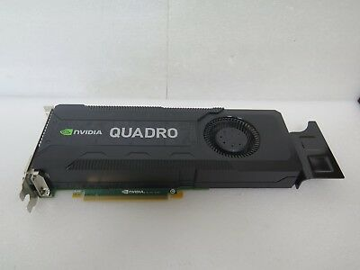 $ CDN780.16 • Buy Lenovo/NVIDIA Quadro K5000 4GB Professional CUDA Video Card 03T8311