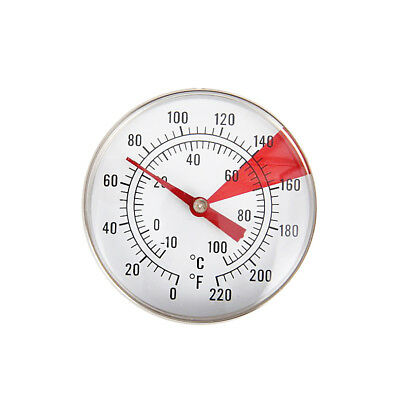 $10.66 • Buy Thermometer Milk Frothing HOT Coffee Maker Temperature Jug Pan Clip Steel Pod