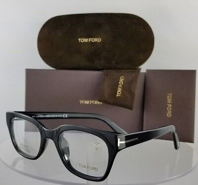 3f3b05d350 Brand New Authentic Tom Ford Eyeglasses FT TF 4240 001 51mm Black Frame •  119.99