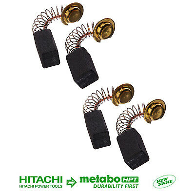 Metabo HPT/Hitachi 999021 Carbon Brush 4PK (2 2-Packs) For D10YA G10SS 999-021 • 10.62£