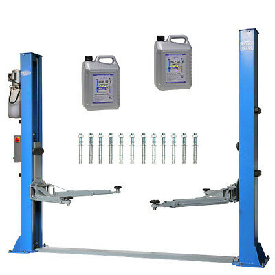 Twin Busch ® BASIC-Line 2 Post Lift 4.2 T TW 242 E - Electronic Release • 1,948£