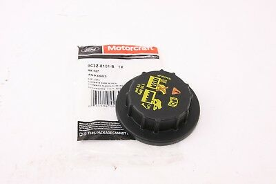 $11.50 • Buy New OEM Motorcraft RS527 Ford Lincoln Mercury Radiator Coolant Recovery Tank Cap