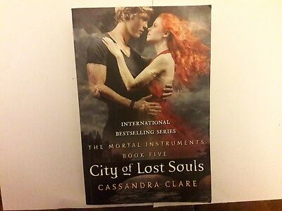 The Mortal Instruments 5: City Of Lost Souls By Cassandra Clare (Paperback,... • 1.70£
