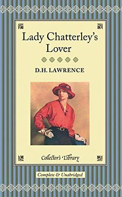 £5.49 • Buy Lady Chatterley's Lover (Collector's Library) By D. H. Lawrence Hardback Book