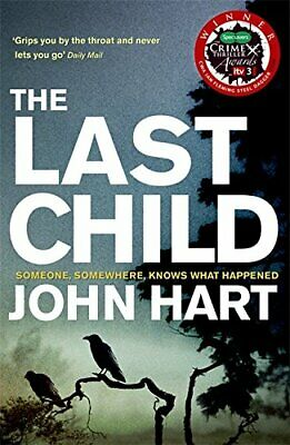 £3.59 • Buy The Last Child By Hart, John Paperback Book The Cheap Fast Free Post