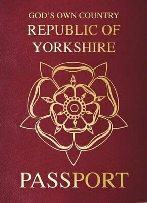 Yorkshire Passport By Lisa Firth Book The Cheap Fast Free Post • 7.49£