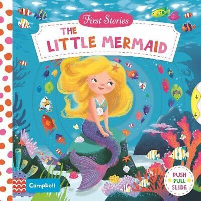 £3.59 • Buy The Little Mermaid (First Stories) Book The Cheap Fast Free Post