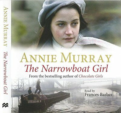 Annie Murray - The Narrowboat Girl By Annie Murray Book The Cheap Fast Free Post • 8.49£