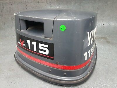 AU260 • Buy Top Cowling Yamaha 115 130 140 Hp Outboard Engine Lid Cover