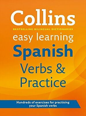 £5.49 • Buy Easy Learning Spanish Verbs And Practice (Collins Eas... By Collins Dictionaries