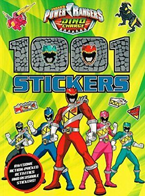 £4.49 • Buy Power Rangers Dino Charge 1001 Stickers By Power Rangers Book The Cheap Fast