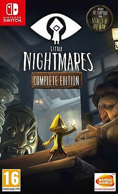AU33.76 • Buy Little Nightmares Complete Edition Nintendo Switch Game