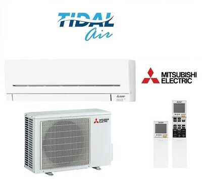 AU1400 • Buy Mitsubishi Electric Split System Air Conditioner 2.5KW Supply&Install MSZ-AP25VG