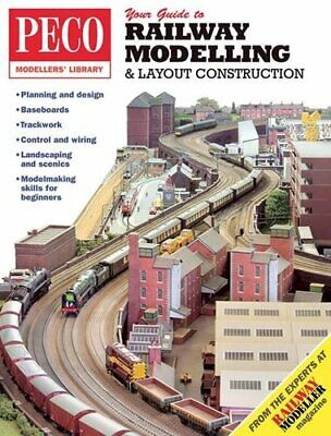 £6.49 • Buy Your Guide To Railway Modelling & Layout Construction (PECO ... By Freezer, C. J
