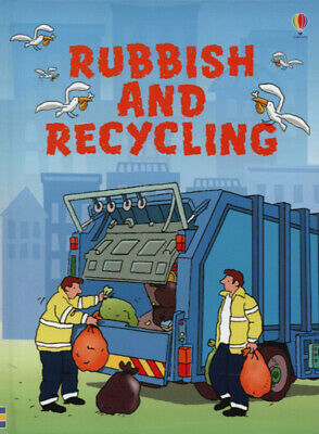 £2.33 • Buy Usborne Beginners : Information For Young Readers.: Rubbish And Recycling By