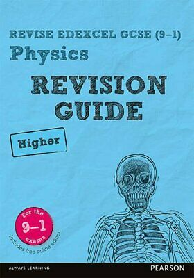 £4.99 • Buy Revise Edexcel GCSE (9-1) Physics Higher Revision Guide: (w... By Johnson, Penny