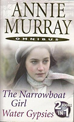 £8.49 • Buy Duo: The Narrowboat Girl/Water Gypsies By Murray, Annie Book The Cheap Fast Free