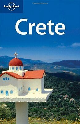Crete (Lonely Planet Regional Guides) By Kyriakopoulos, Victoria Paperback Book • 5.99£