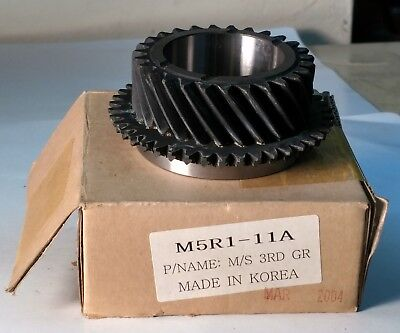 $57.50 • Buy Ford Ranger M5R1 M5OD Transmission 5 Speed 3rd Gear 27 Tooth   M5R1-11A