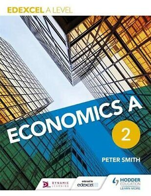£11.99 • Buy Edexcel A Level Economics A Book 2 By Smith, Peter Book The Cheap Fast Free Post
