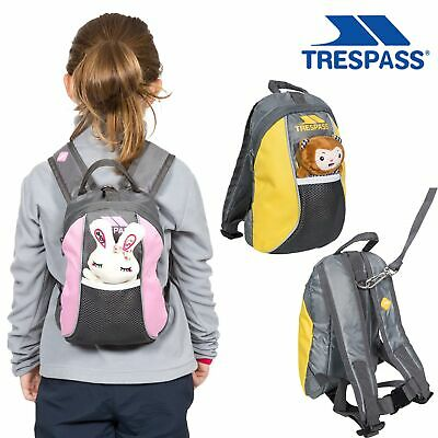 Trespass Baby Toddler Kids Safety Harness Strap Bag Backpack With Reins Cohort • 8.99£