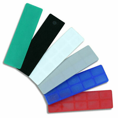 £7.99 • Buy 100 Mixed 100mm X 32mm Flat Packers Double Glazing Glass Packers Spacers Window