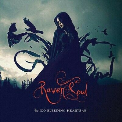 Raven Soul : 100 Bleeding Hearts CD***NEW*** Incredible Value And Free Shipping! • 10.11£