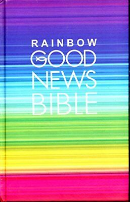 'Rainbow' Good News Bible By Many Authors • 3.88£