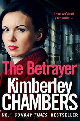 £5.99 • Buy The Betrayer By Kimberley Chambers (Paperback) New Book