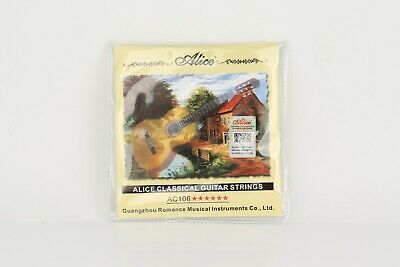 $ CDN6.37 • Buy Set Of Classical Strings Sets Clear Nylon Guitar Strings A106-H Alice