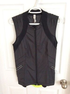 $ CDN55 • Buy Lululemon Cycling Vest, Reflective, Size 6