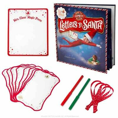 AU34.90 • Buy The ELF On The SHELF - Letters To Santa