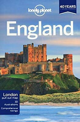 £5.49 • Buy Lonely Planet England (Travel Guide) By Wilson, Neil Book The Cheap Fast Free