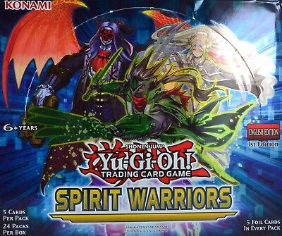 £0.99 • Buy YuGiOh Spirit Warriors, SPWA, Super Rare 1st Edition, Choose From List.