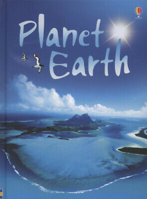£2.25 • Buy Usborne Beginners : Information For Young Readers.: Planet Earth By Leonie