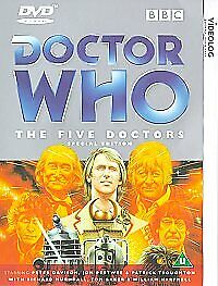 Doctor Who: The Five Doctors (Anniversary Edition) DVD (1999) Peter Davison, • 2.68£