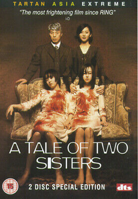 £2.48 • Buy A Tale Of Two Sisters DVD (2004) Yeom Jeong-A, Jee-Woon (DIR) Cert 15 2 Discs