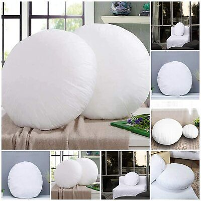 Extra Filled Bounce Back Cushion Pads Hollow Fiber Square Round 12 14 16 18  20  • 5.99£