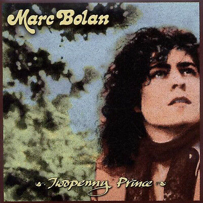 Marc Bolan And T.Rex : Twopenny Prince CD 2 Discs (2016) ***NEW*** Amazing Value • 13.76£