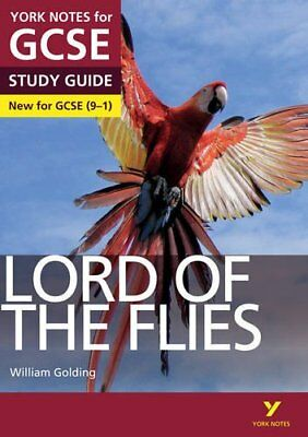 £2.03 • Buy Lord Of The Flies: York Notes For GCSE (9-1) 2015 By Sw Foster, Ms Beth Kemp