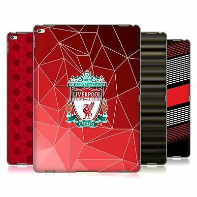 OFFICIAL LIVERPOOL FOOTBALL CLUB CREST & LIVERBIRD 2 BACK CASE FOR APPLE IPAD • 11.95£