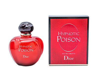 $92.11 • Buy Hypnotic Poison By Christian Dior 3.4 Oz EDT Perfume For Women New In Box