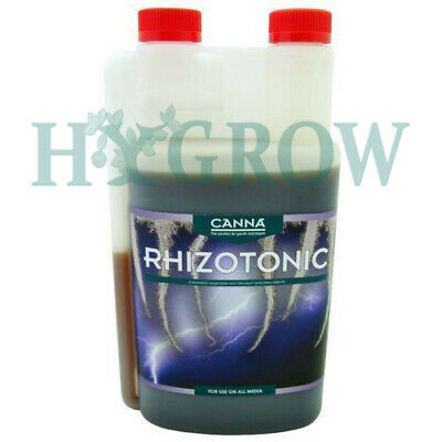 Canna Rhizotonic Root Stim. Roots Excel Regan A Root ALL SIZES AVAIL • 195£
