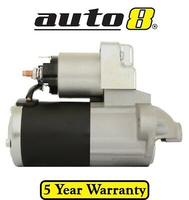 AU169 • Buy New Starter Motor For Suzuki Grand Vitara SQ420 2.0L Petrol J20A 1998 - 2005