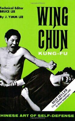 Wing Chun Kung Fu By James Yimm Lee Paperback Book The Cheap Fast Free Post • 26.99£